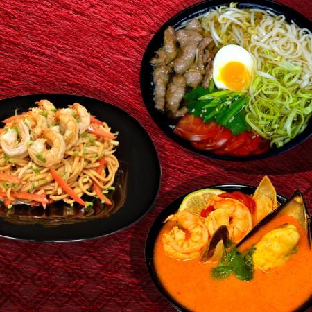 ЦЗАО ВАН: полезная и вкусная еда рядом с ВАМИ!
